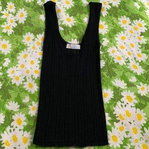 M Missoni knitwear tank/cami